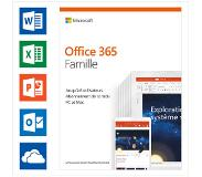 Microsoft Office 365 Home Abonnement 1 jaar FR