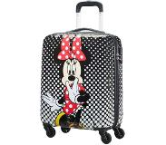 American tourister Disney Legends Spinner 55 Alfatwist 2.0 minnie mouse polka dot Harde Koffer