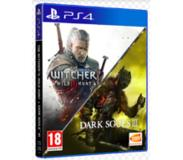 Playstation 4 Dark Souls III + The Witcher III: Wild Hunt UK PS4