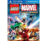 Warner bros Lego Marvel Super Heroes Universe in Peril