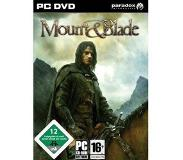 Paradox Mount & Blade - Windows
