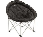 Outwell Folding Furniture Casilda Campingstoel - Black/silver