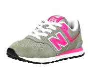 New Balance female Laces sneakers Taupe