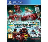 Games Awesomenauts assemble (Skin bundle pack) (PlayStation 4)
