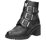 PS Poelman female biker boots Zwart