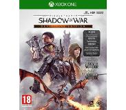 Micromedia Shadow Of War (Definitive Edition) | Xbox One