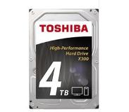 Toshiba 3,5'*BULK* X300 High-Performance Hard Drive 4TB SATA