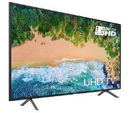 "Samsung UE55NU7170 55"" 4K Ultra HD Smart TV Wi-Fi Zwart LED TV"