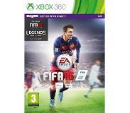 Electronic Arts FIFA 16, Xbox 360 Basis Xbox 360 Engels video-game