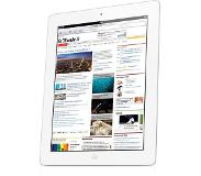 Apple iPad 3 - Wit/Zilver - 4G + WiFi - 64GB - Tablet