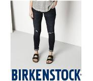 Birkenstock Arizona Normaal Heren Slippers - Black