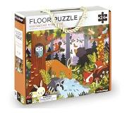 Petit Collage Enchanted Woodland Floor Puzzl