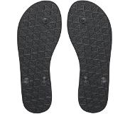 Roxy Slippers Dames Viva Iv - Black - 7