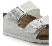 Birkenstock Arizona Magic Snake White Slippers Dames Size : 39