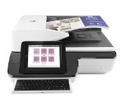 HP Scanjet Enterprise Flow N9120 fn2 Flatbed & ADF scanner 600 x 600DPI A3 Zwart, Wit