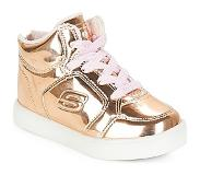 SKECHERS ENERGY LIGHTS Hoge Sneakers kind Goud 24