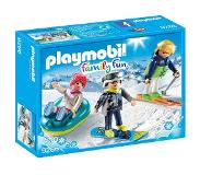 Playmobil Wintersporters