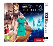 Nintendo New Style Boutique 3 3DS