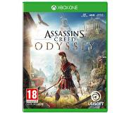 Ubisoft Assassins Creed Odyssey NL/FR Xbox One