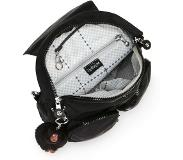 Kipling Firefly Up Rugzak / Schoudertas - Dazz Black