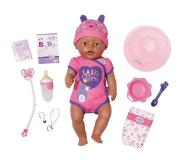 BABY born interactieve pop, »BABY born Softtouch Girl Brown Eyes«