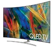 "Samsung QE55Q8CAML 55"" 4K Ultra HD Smart TV Wi-Fi Zilver LED TV"