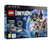 Warner bros Lego Dimensions Starter Pack (PlayStation 3)