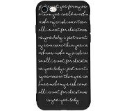 Smartphonehoesjes.nl Design Backcover Color iPhone 8 / 7 hoesje - Quote