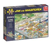 Jumbo Jan van Haasteren The Locks 2000 pcs 2000stuk(s)