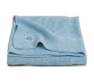 Jollein Deken Basic Knit 75x100 cm ice blue 516-511-65104