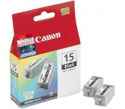 Canon Ink Cartridge Bci15 Black