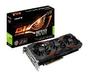 Gigabyte GV-N1070G1 GAMING-8GD videokaart GeForce GTX 1070 8 GB GDDR5