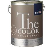 Histor The Color Collection Muurverf - 5 Liter - Hare Brown