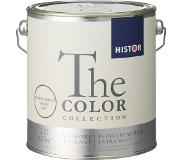 Histor The Color Collection Muurverf - 2.5 Liter - Throughout Green