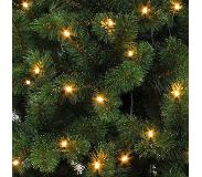 Triumph tree - KERSTBOOM LED FOREST FROSTED PINE H155 D119 D.GROEN 152L TIPS 618