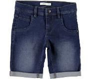 Name it - boys jeans short slim 116