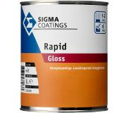 Sigma Rapid Gloss - 1 liter - 2 wit