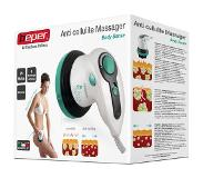 Beper 40.500 Beper - Infrarood Anti cellulite massager met 4 koppen