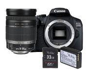 Canon EOS 2000D + 18-200mm IS Special Edition