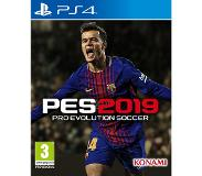 Konami Pro Evolution Soccer 2019 PS4