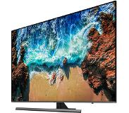 "Samsung UE49NU8040 LED TV 124,5 cm (49"") 4K Ultra HD Smart TV Wi-Fi Zwart, Zilver"
