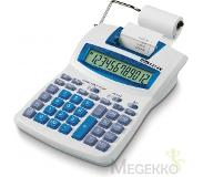 Ibico 1214X calculator Desktop Rekenmachine met printer Blauw, Wit