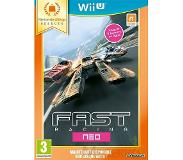 Nintendo FAST Racing NEO Basis Wii U Duits, Engels, Spaans, Frans, Italiaans video-game