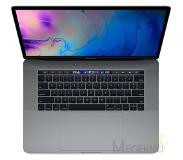 "Apple MacBook Pro 2.6GHz Intel 8ste generatie Core i7 15.4"" 2880 x 1800Pixels Grijs Notebook"