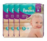 Pampers Active Fit Mid Pack Junior - 4x23 stuks