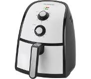 Bomann FR 2301 H CB Hot air fryer 2,2 l Enkel Zwart, Zilver Losstaand 1500 W