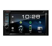 Kenwood DDX4018BT Bluetooth Zwart autoradio