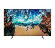 "Samsung UE82NU8002T LED TV 2,08 m (82"") 4K Ultra HD Smart TV Wi-Fi Zwart, Zilver"