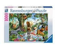 Ravensburger Adventures in the Jungle Legpuzzel 1000 stuk(s)