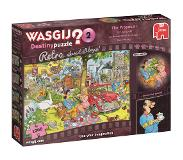 Jumbo Wasgij Retro - Destiny 2 Stop the Clock 1000 pcs Legpuzzel 1000 stuk(s)